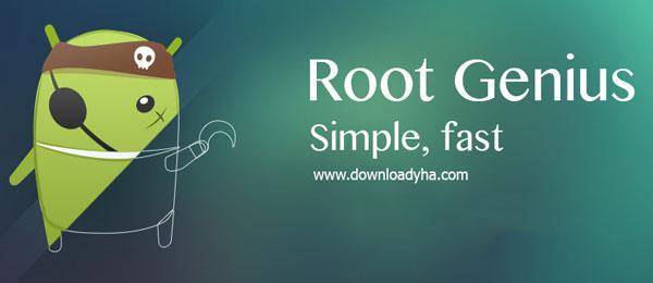 Root Genius 1.8.7 - روت کردن اندروید