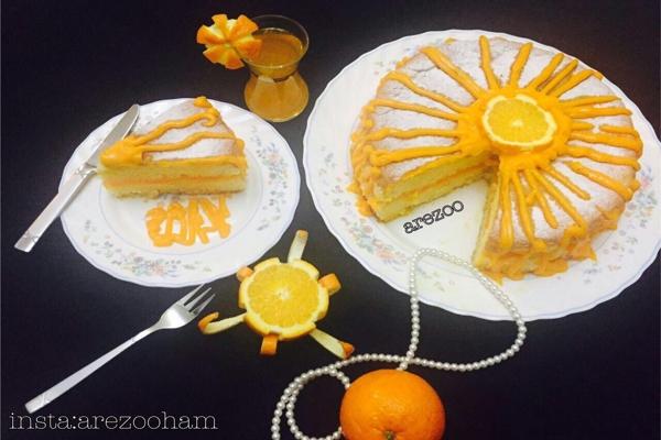 orange-cake-with-orange-sauce
