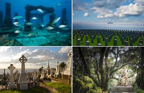 قبرستانهای جهان