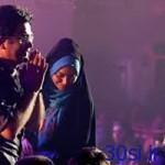 فرزاد حسنی و آزاده نامداری در کنسرت فریدون آسرایی