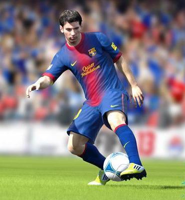 آموزش ها و تکنیک های FIFA 13