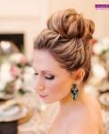 زیباترین مدل موی عروس + نکاتی در مورد آرایش عروس
