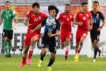 شکست تیم فوتبال امید ایران مقابل ژاپن و حذف از مسابقات انتخابی المپیک