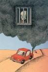 کاریکاتور های جالب و معنی دار آلودگی هوا + عکس