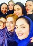 عکس های جدید مهمانی بهاره افشاری با حضور الناز حبیبی و خواهرش