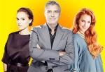 بازی مریم اوزرلی و جرج کلونی در فیلم ایرانی