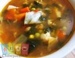 سوپ چربی سوز سبزیجات