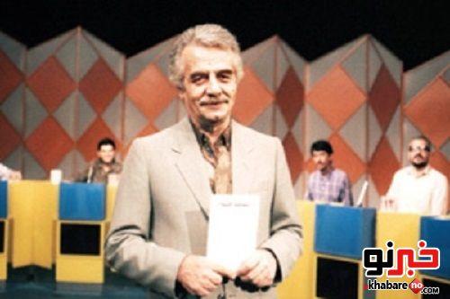 عکسی دیدنی از جوانی مرحوم منوچهر نوذری، مجری محبوب تلویزیون