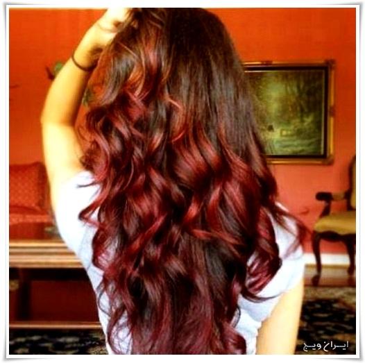 رنگ موی فانتزی (3)