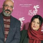 عکس جدید ریما رامینفر و همسرش امیر جعفری
