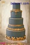 جدیدترین عکس های مدل کیک عروسی