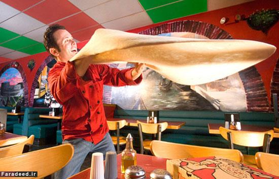 (تصاویر) عجیب ترین رکوردداران گینس