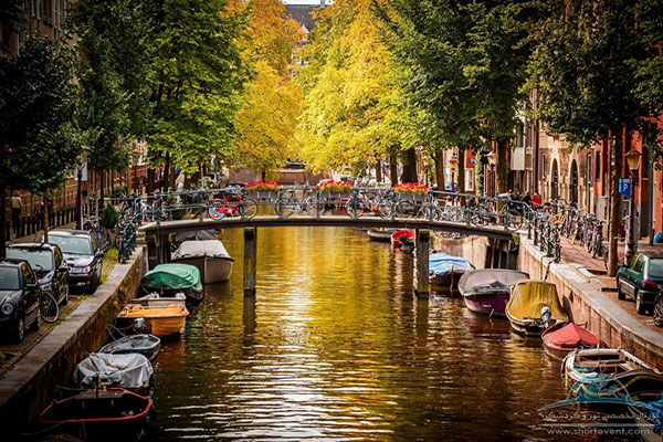 Amsterdam attractions