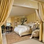 عکسهای مدل اتاق خواب لوکس همراه دکوراسیون سلطنتی