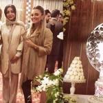 تصاویری از رضا قوچان نژاد و همسرش سروین بیات در مراسم ازدواج