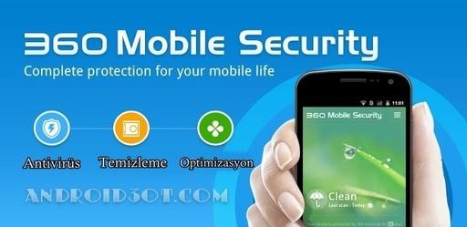 دانلود Free 360 Security 3.5.2 آنتی ویروس قدرتمند و محبوب اندروید