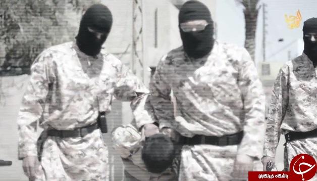 اعدام یکی از اعضای ارشد داعش در موصل/ گردن زنی وحشیانه و هولناک یک نفر بدست داعش
