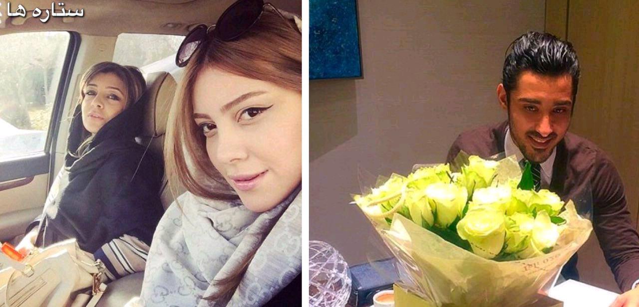 گوچی با خواهر یک بازیگر ازدواج کرد (عکس)