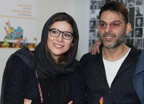 عکس سحر دولتشاهی و پیمان معادی