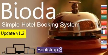 دانلود سیستم رزرو هتل Bioda نسخه ۱٫۲