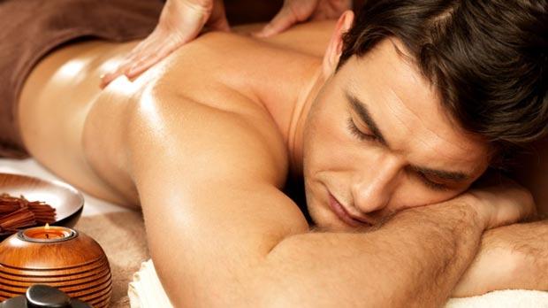 استرس Massage-Therapy