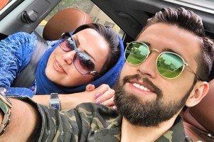 بازیگر ایرانی که رپ می خواند و دلش می خواهد رپر شود