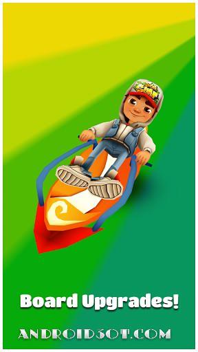 Subway Surfers Apk + Mod - ساب وی-Free Google Play
