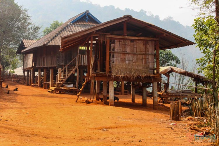 Hill-Tribe-Villages