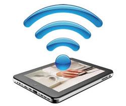 اتصال تبلت به اینترنت, تبلت