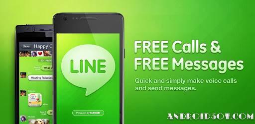 دانلود LINE 5.11.0 جدیدترین نسخه لاین اندروید!