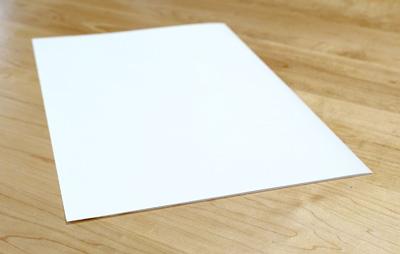 معمای جالب تا کردن کاغذ و پیدا کردن تعداد تا زدن کاغذ