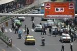 محدوده، نقشه و ساعت طرح ترافیک و زوج و فرد در تهران
