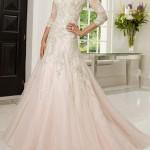 مدلهای لباس عروس آستین دار سال ۲۰۱۶