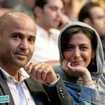 عکس جدید الهام کردا و همسرش سعید چنگیزیان از بازیگران سینما