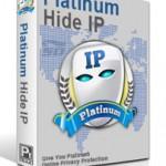 دانلود نرم افزار مخفی سازی آی پی – Platinum Hide IP 3.5