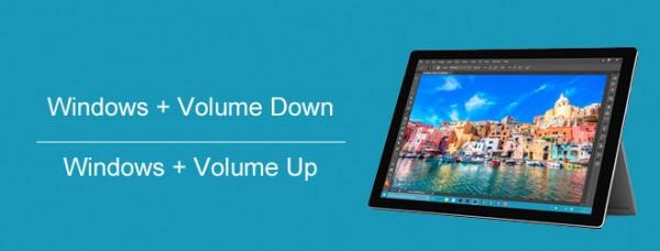 چگونه در تبلت های Surface و نمایشگرهای تاچ در ویندوز ۱۰ اسکرین شات بگیریم؟