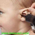 علایم ونشانه های گوش درد در کودکان وروش درمان آن