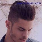 مدل موهای فشن و خامه ای مردانه ۲۰۱۶
