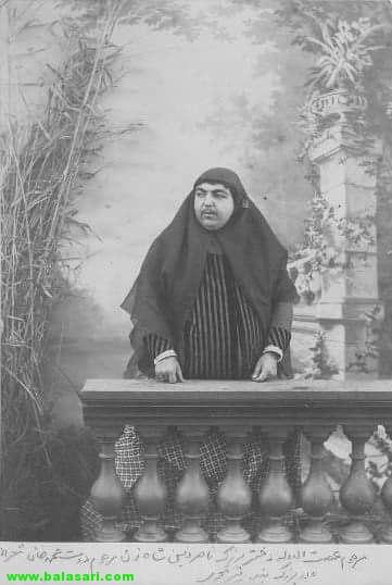 دختر ناصرالدین شاه، اولین زن نوازنده پیانو در ایران