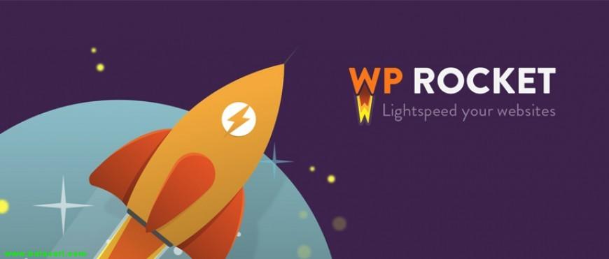 دانلود رایگان افزونه وردپرس با سرعت بی نهایت wp rocket v2.6.13