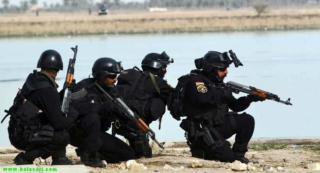قوات سوات العراقی