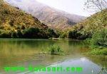 دریاچهای زیبا و بکر به نام مارمیشو در ارومیه