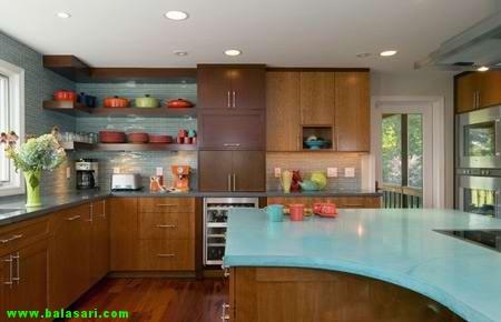 عکس آشپزخانه,عکس آشپزخانه های باریک,عکس آشپزخانه جدید
