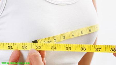 چگونه سایز سوتین وکرست را بدست آوریم؟