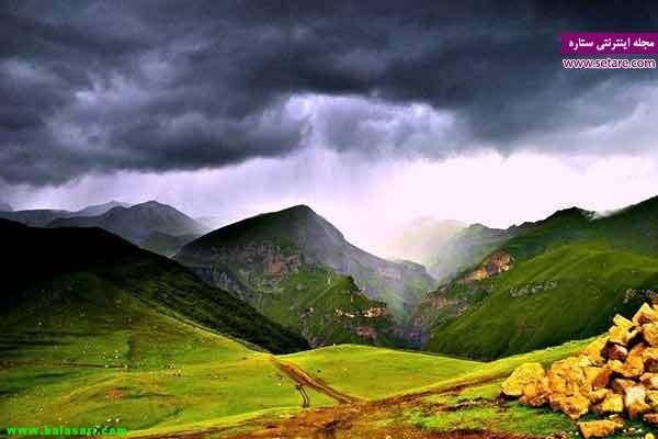 کوه کازیک، کوه کازیک گرجستان، گرجستان