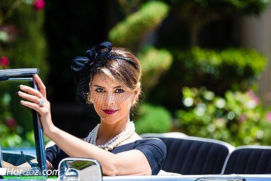 شیوا صفایی همسر محمد حدید مرد ثروتمند عرب