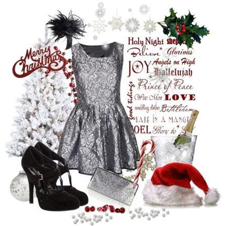 زیباترین ست های لباس مجلسی کریسمس