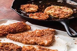آموزش پختن ماهی سوخاری درمنزل