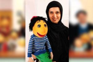 دنیا فنیزاده هنرمند تئاتر عروسکی درگذشت!
