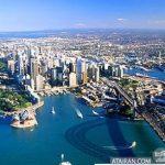 زیباترین جاذبه های گردشگری و توریستی کشور استرالیا